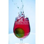 Напитки безалкогольные на основе минеральной воды фото