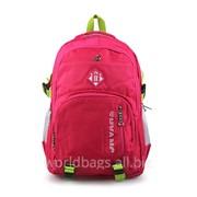 Городской рюкзак 06-1 розовый фото
