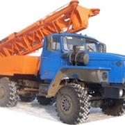 Машина бурильная МРК-750А4 на базе Урал 4320 фото
