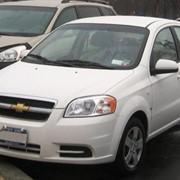 Автомобиль Chevrolet Aveo фото