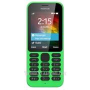Телефон Мобильный Nokia 215 Dual (Green) фото