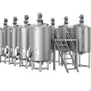 Ёмкость для пивобезалкогольной промышленности фото