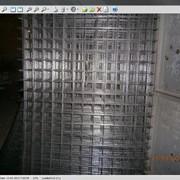 Армирующая сетка 1*2(50*50)ф4 фото