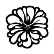 Оригинальные настенные часы Glozis Flower фото