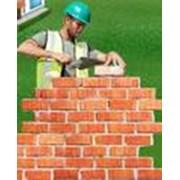 Работы строительно-монтажные, фото