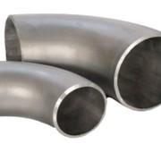 Отводы стальные кованные круто изогнутые под сварку фото
