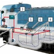 Системы учета топлива и GPS-мониторинга для тепловозов. фото