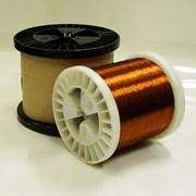Эмальпровод ПЭТ-155 0,112 обмоточный медный фото
