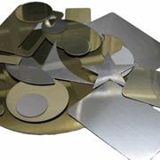 Рубка листового металлопроката фото