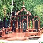 VIP Памятники из гранита фото