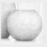Ваза - шарик фото