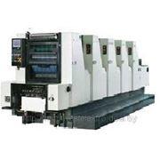 Листовая офсетная печатная машина формата А3+ GRONHI 525 фото