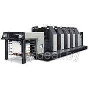 Офсетная 4-х красочная цифровая печатная машина B2 формата PRESSTEK 75DI фото