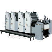 Четырехкрасочная офсетная печатная машина WH Hamada WH 452А фото