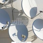 Антенны спутникового телевидения в Алматы фото