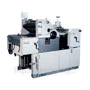 Двухкрасочная офсетная печатная машина WH Hamada WH 47SD (формат A3) фото