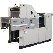 Однокрасочная офсетная печатная машина WH Hamada SU47 фото