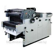 Листовая печатная офсетная машина GRONHI 9600 фото