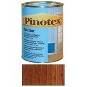 Пропитка Pinotex(Пинотекс) Interior красное дерево 10 л фото