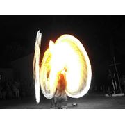 Огненное шоу - театр огня Sansara фото