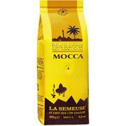 Кофе в зернах La Semeuse Мокка фото