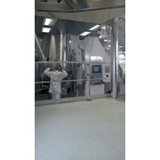 Гетерогенное ПВХ покрытие для производственных помещений фото