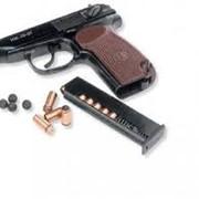 Револьвер фото