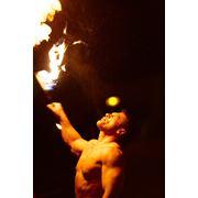 Огненное шоу. Fire Show. фото