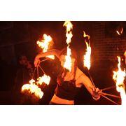 """Шоу огня """"Sansara"""" фото"""