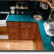 Кухонные столешницы фото