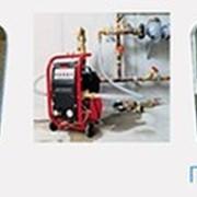 Химическая промывка (очистка) котлов и теплообменников фото