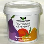Гумат калия «Сахалинский» в гранулах для томатов, перца, и баклажан фото