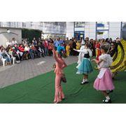 Организация танцевальных мероприятий фото