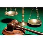 Защита и представительство по уголовным и гражданским делам. фото