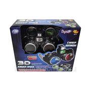 Очки 3d с функцией ночного видения и светодионой подсветкой, эл/мех на батарейках, пластмасса (826297) фото