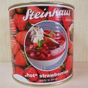 Клубника консервированная, Steinhaus фото