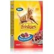 Сухой корм Friskies для кошек мясное ассорти 400гр фото