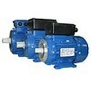 Электродвигатель АИР112М4 Б01 У2 5,5/1500 220/380 IM1081 IP55 Al ВЭ 302 фото
