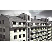 Строительство мансардных квартир фото