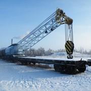 Модернизация железнодорожных кранов фото