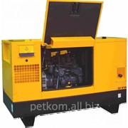 Дизель-генераторная установка (ДГУ) Gesan DPAS 25 E MF в кожухе с АВР фото