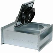Прямоугольный канальный вентилятор SYSTEMAIR RS фото