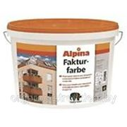 Фактурная краска Alpina Fakturfarbe, База 1 фото