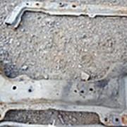 Балка подмоторная (подрамник) для Fiat Palio (Фиат Палио) 1996-2009 фото