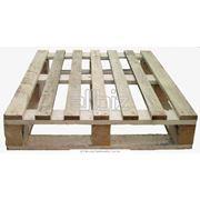 Паллеты поддоны грузовые деревянные фото
