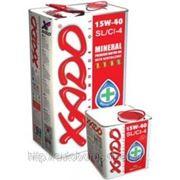 XADO Atomic Oil 15W-40 SL/CI-4, жестяная банка 4 л фото