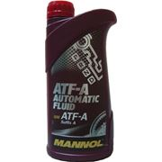 AF10111 Mannol Automatic Fluid ATF-A Suffix A/Масло трансмиссионное (1л.) фото