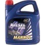 Моторное масло Mannol Diesel Extra 10W-40 1л фото