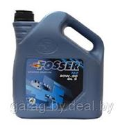 Трансмиссионное масло Fosser MZ 80w-90 GL 5 4л фото