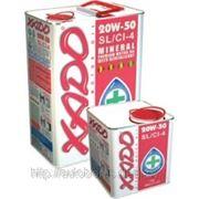 XADO Atomic Oil 20W-50 SL/CI-4, жестяная банка 4 л фото